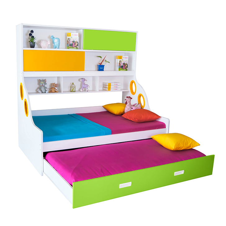 Kids Bunk Beds Online Shopping India | Bunk Beds for Twin Toddlers