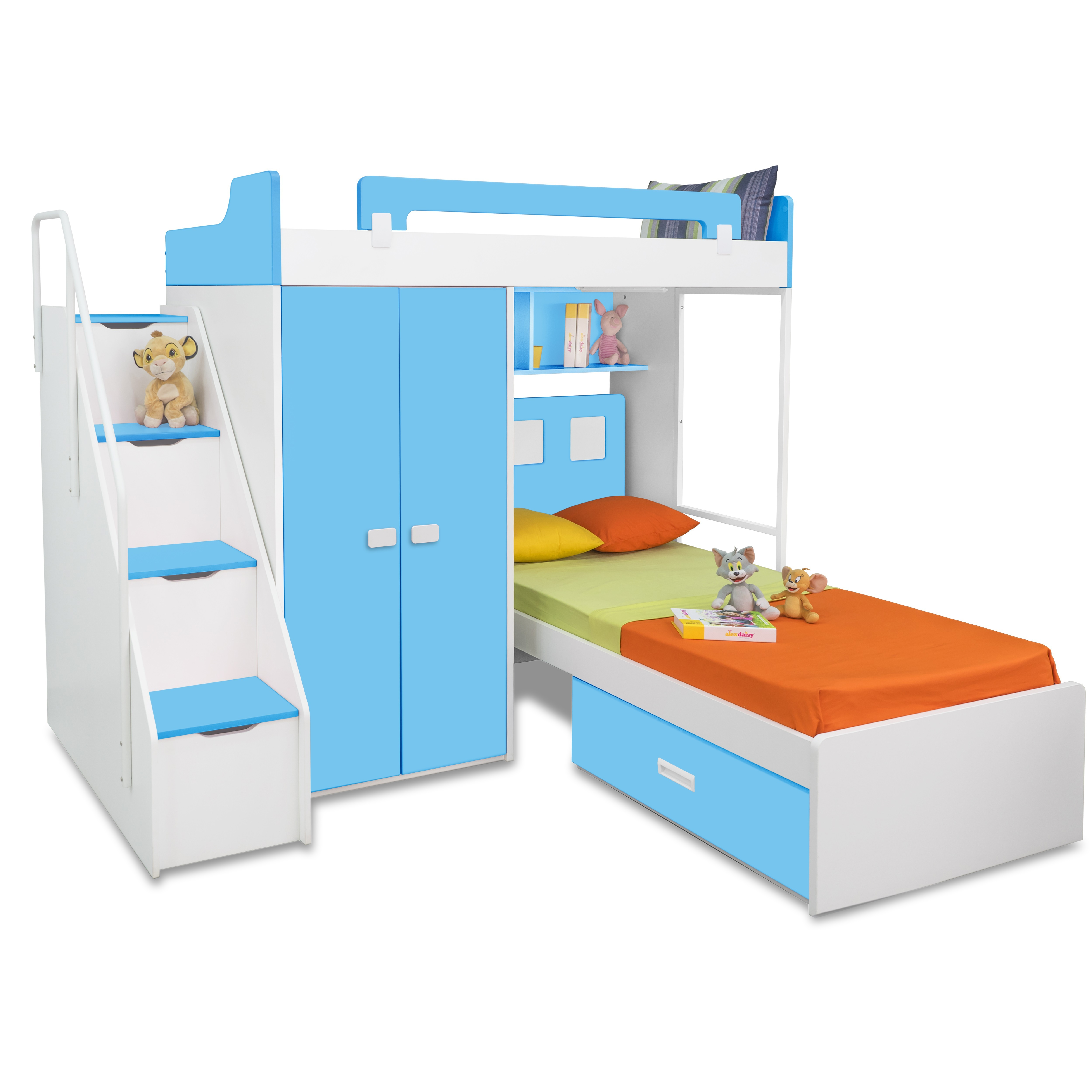 Are Bunk Beds with Slides Safe for Children