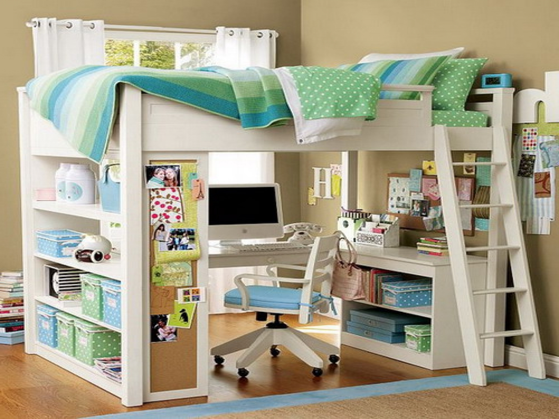 How to Put up Two Kids in e Room kidsbunkbed