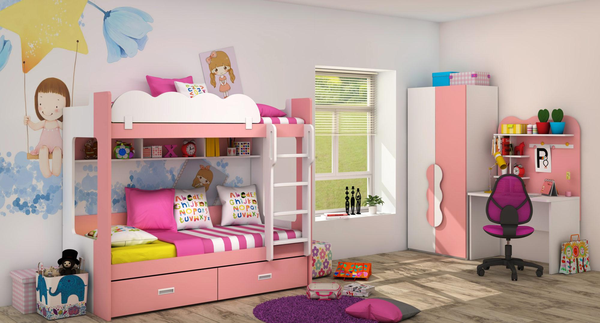 Loft & Study Bunk Beds online