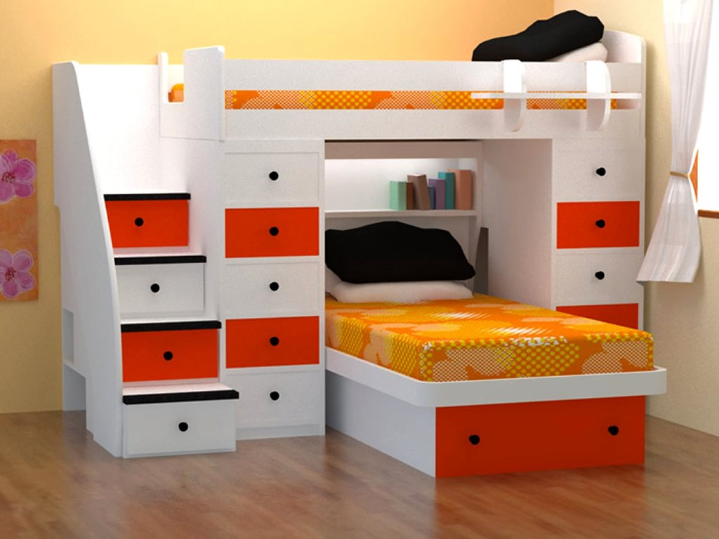 buy midi sleeper space saver bunk beds online