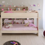 Princess-Bunk-Beds-With-Mattress-For-Sale