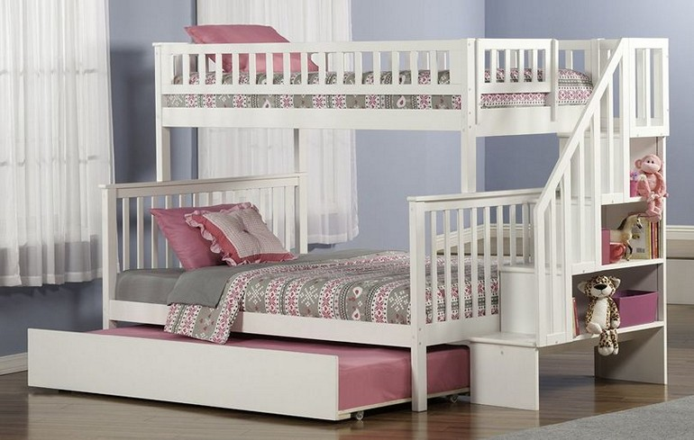 How To Get The Perfect Bunk Bed For Your Girls Kidsbunkbed