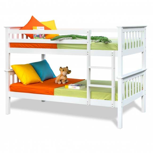 Kids bunk beds with stairs