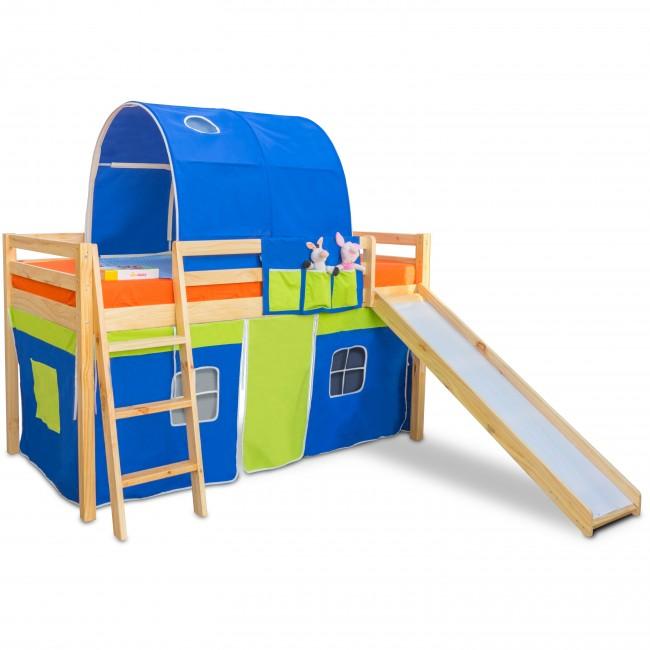 Loft & Study Bunk Beds