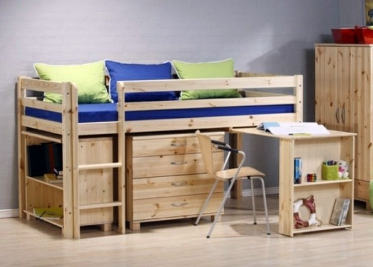 childrens bunk beds with drawers