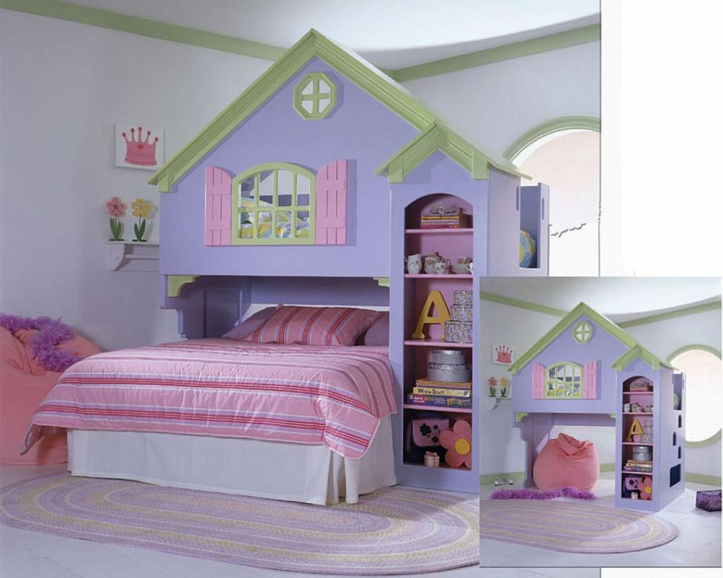 princess L-Shaped Bunk Beds for sale