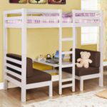 Childrens Bunk Beds With Couch