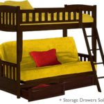 bunk beds with Couch for toddlers