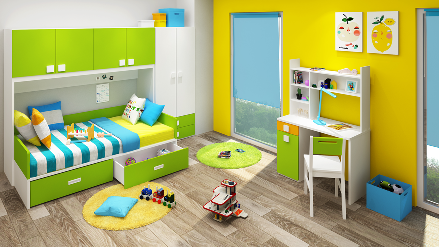 Boys bunk bed sets