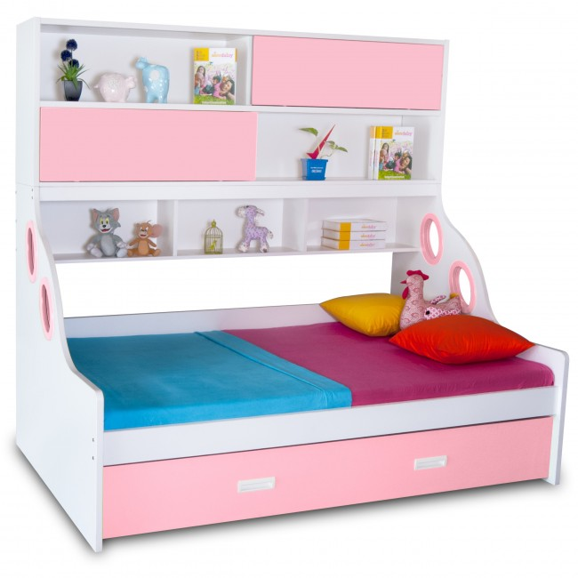 Bunk Beds With Drawers For Toddlers Childrens Bunk Beds With Drawers