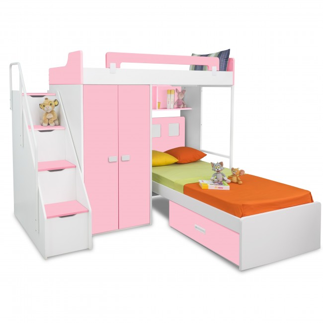 Cool L Shaped Bunk Beds For Boys Buy L Shaped Bunk Beds Online
