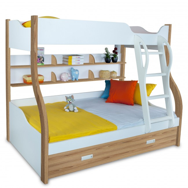 Buy Cheap Beds: Find Cheap Children Bunk Beds With Stairs
