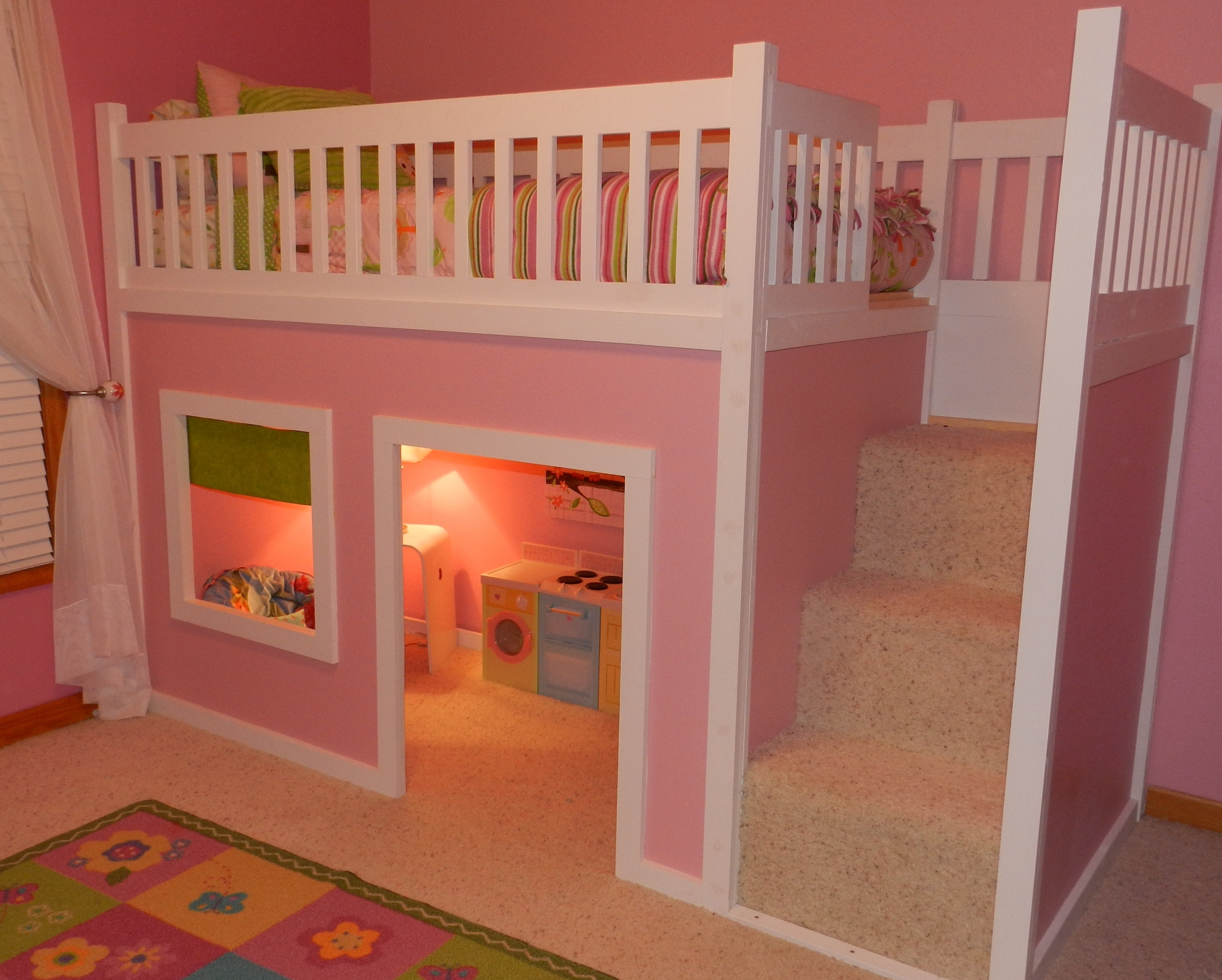 Picture of: Bunk Beds Make A Room Spacious And Safe For Kids